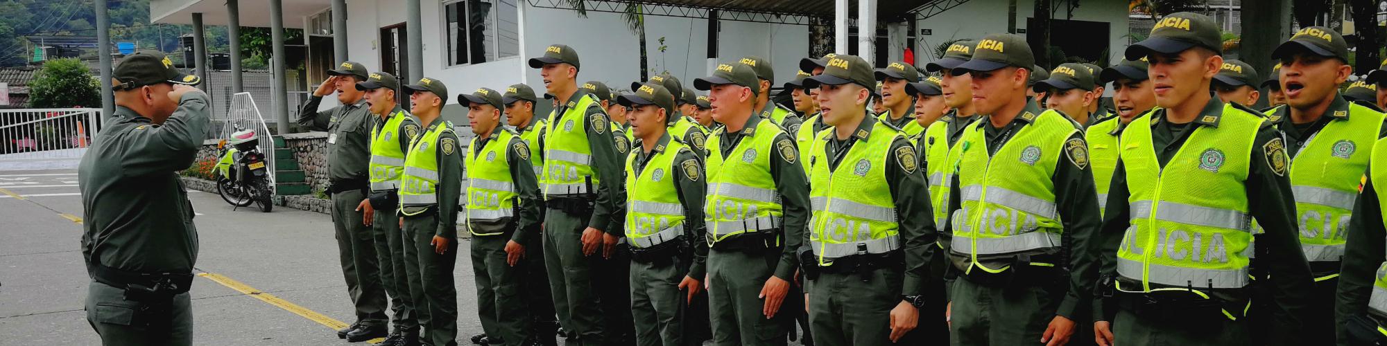Departamento de polic a meta polic a nacional for Oficina policia nacional
