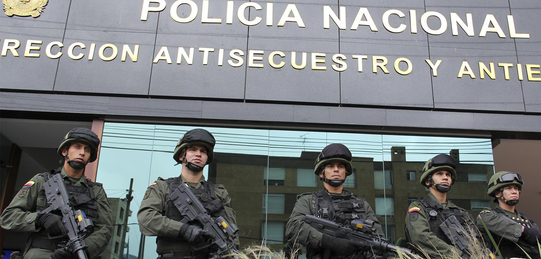Direcci n antisecuestro y antiextorsi n polic a nacional for Oficina policia nacional