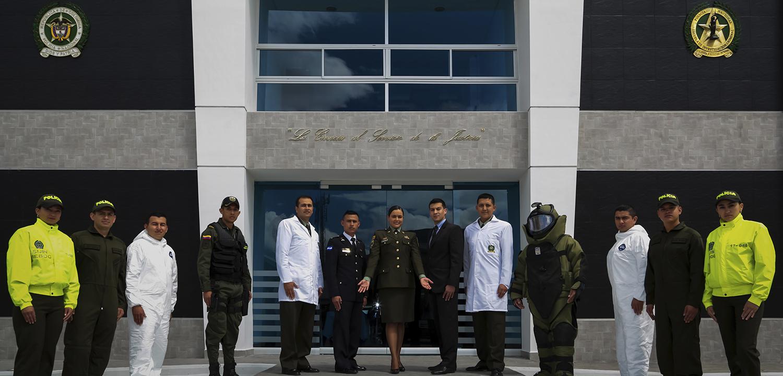 Escuela de investigaci n criminal polic a nacional for Oficina policia nacional