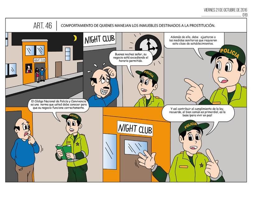 Comics De Prostitutas Definicion De Prostitucion