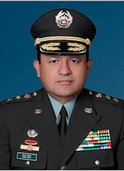General for Oficina policia nacional