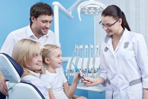 Educación en salud oral de tus niños