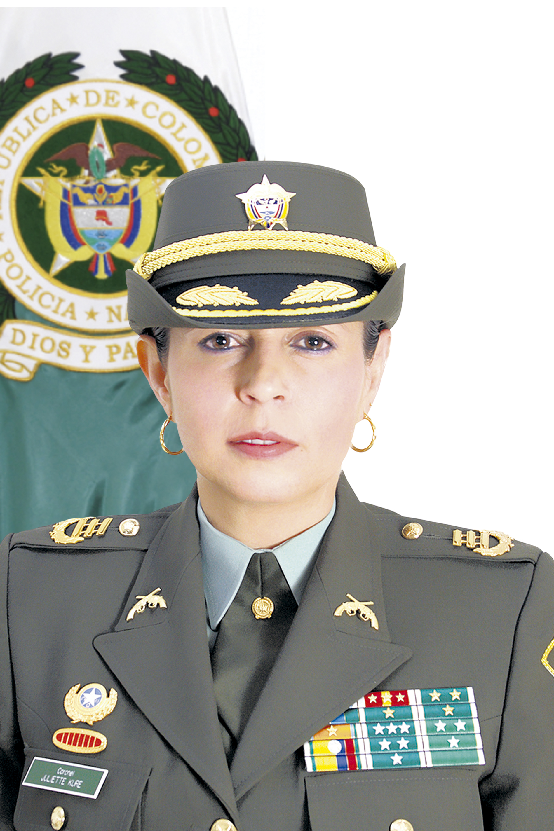 Directora de incorporaci n for Oficina policia nacional