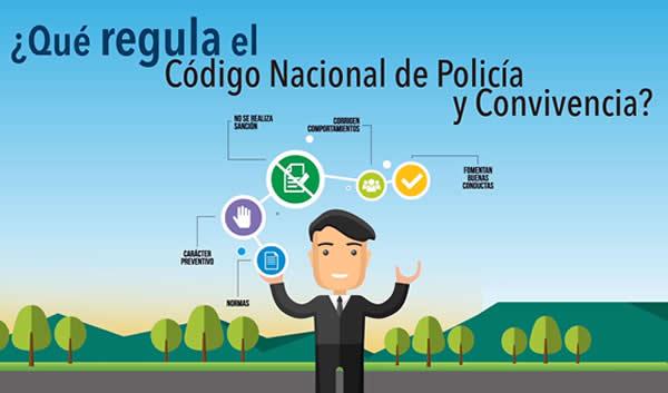 As aplican las multas del c digo nacional de polic a y for Oficina policia nacional