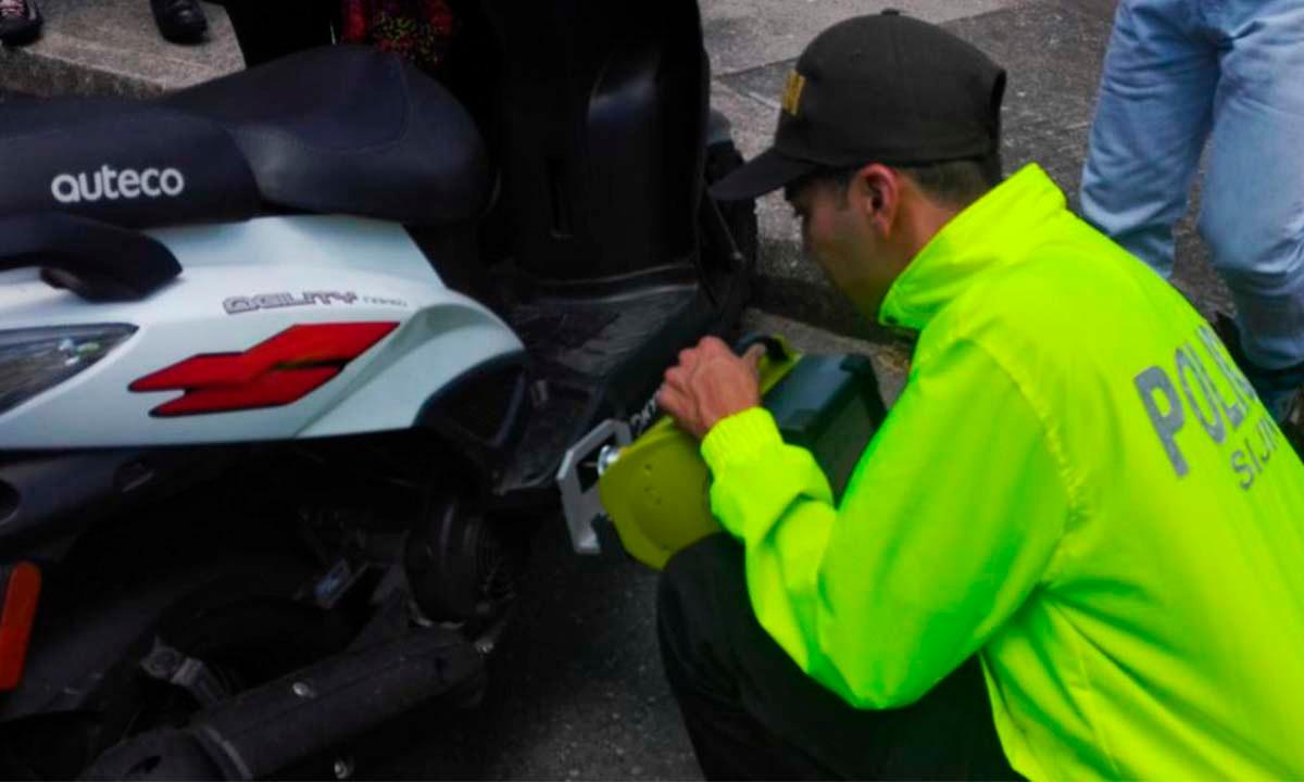 20 motocicletas fueron recuperadas en operativos for Oficina policia nacional