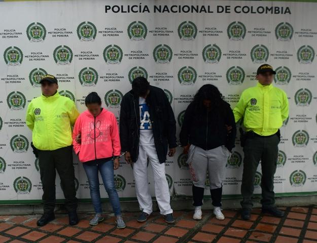 Desarticulada banda delincuencial denominada los tenderos polic a nacional de colombia - Oficina policia nacional ...