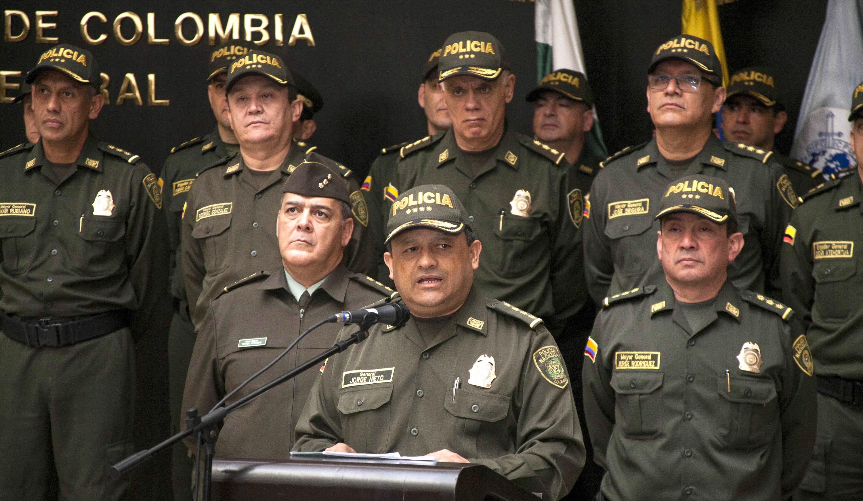 Ratificada la c pula de la polic a nacional polic a nacional de colombia - Oficina policia nacional ...