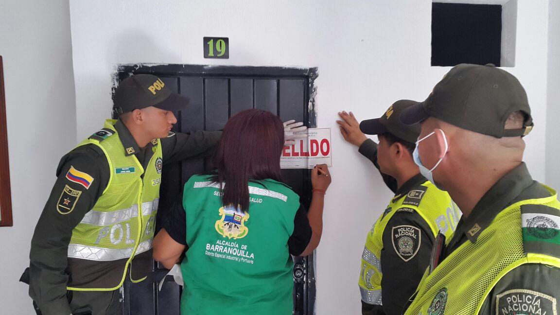 Polic a metropolitana lidera operativos para garantizar la for Oficina policia nacional