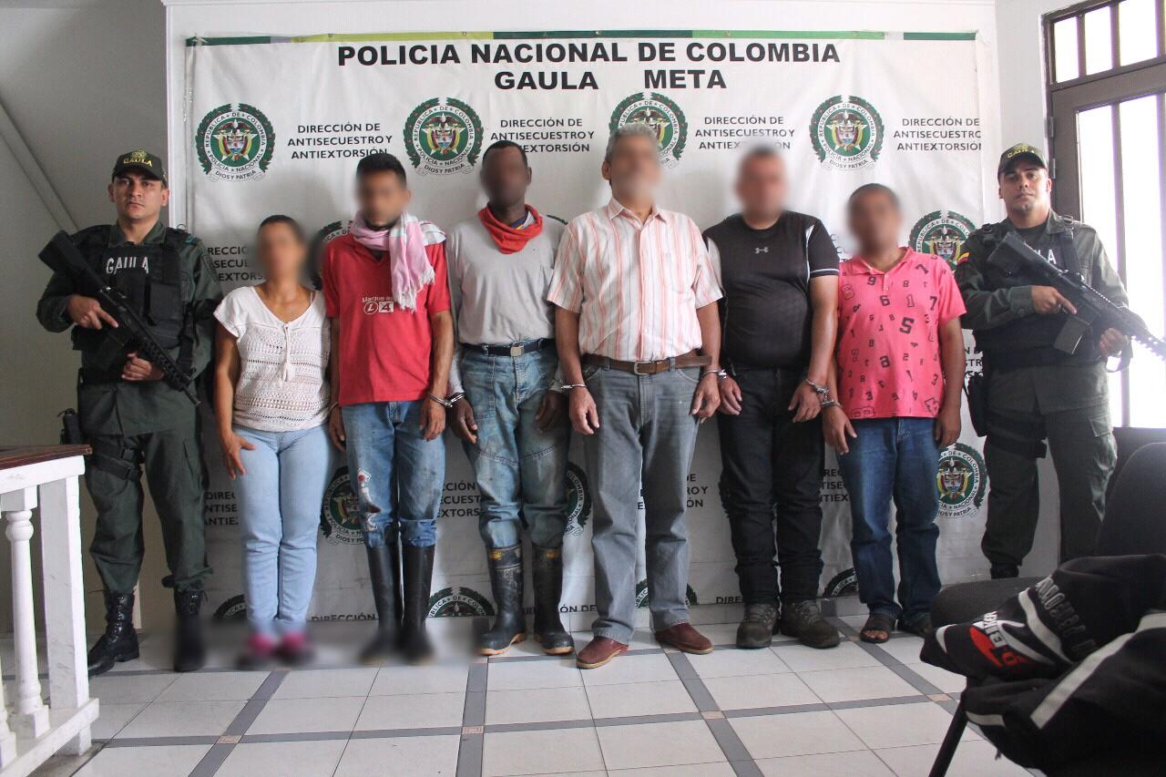 Desarticulada estructura delincuencial polic a nacional de colombia - Oficina policia nacional ...