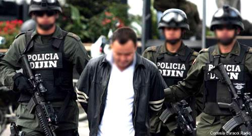 Cay alias duncan el ltimo de los capos de la banda for Oficina policia nacional