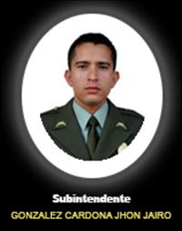 SI. GONZÁLEZ CARDONA JHON JAIRO