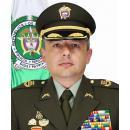 Comandante Departamento de Policía Norte de Santander