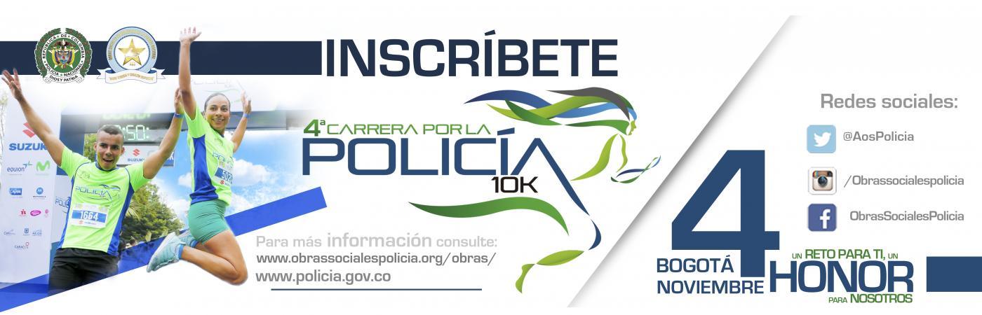 Carrera por la Policía 10K
