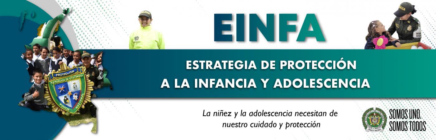 Estrategia de Protección Integral a la Infancia y Adolescencia.