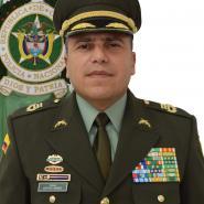 Resultado de imagen para Comandante de la Policìa Metropolitana de Pereira