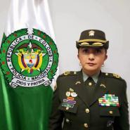 Coronel Alba Patricia Lancheros Silva