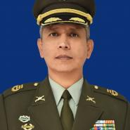 Coronel Diego Hernán Rosero Giraldo