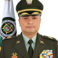 Coronel. Gustavo Adolfo Martínez Bustos