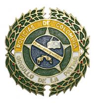Escudo-Escuela de Policía Carlos Eugenio Restrepo