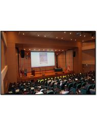Conferencias Escuela de Policía Rafael Reyes