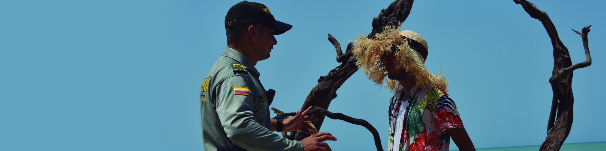 Policía de Turismo y Patrimonio Nacional