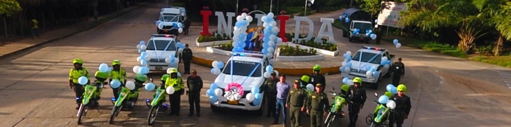 Departamento de Policía Guainía - DEGUN