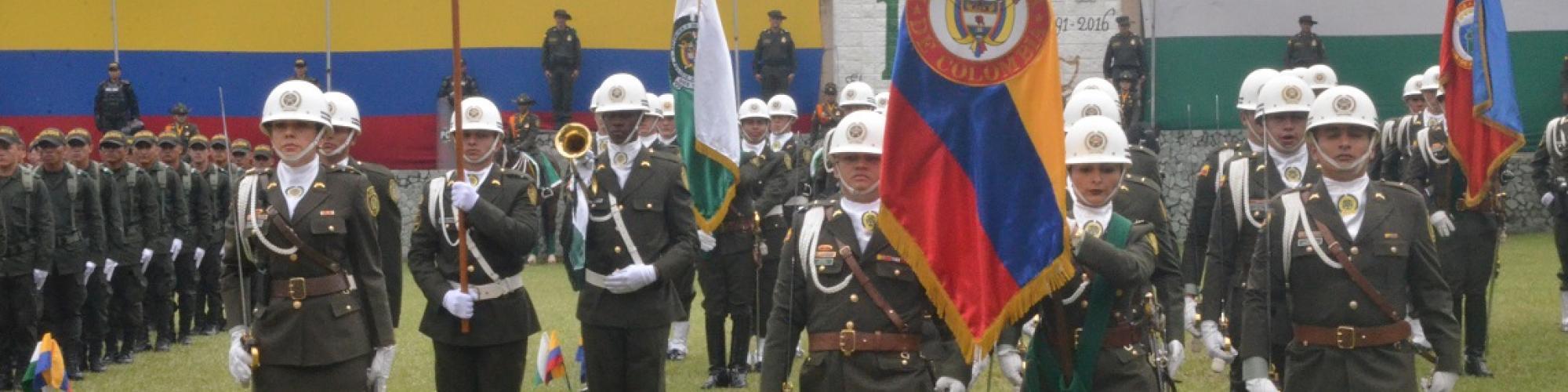 """Escuela de Policía """"Carlos Eugenio Restrepo"""" - ESCER"""