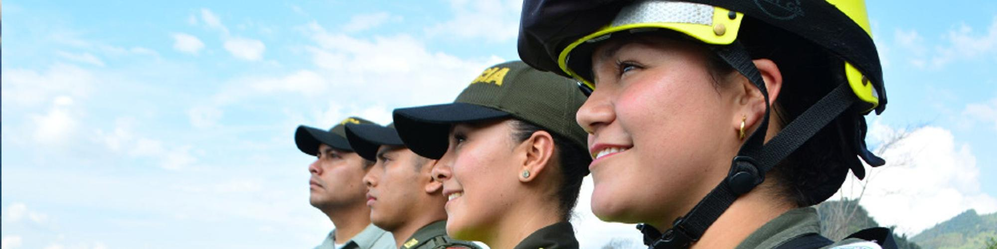 Especialidades policía