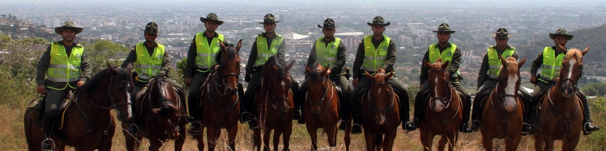 Policía Metropolitana de Santiago de Cali - MECAL