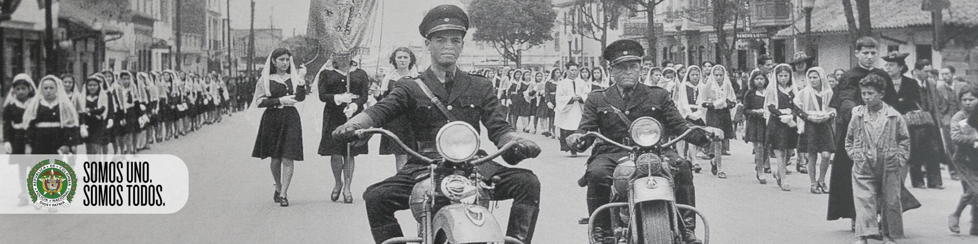 Policía Legado