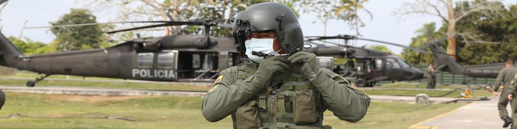 Área de Aviación Policial