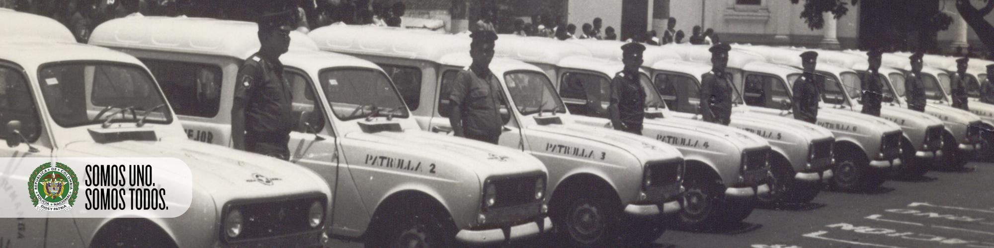 Historia Policía
