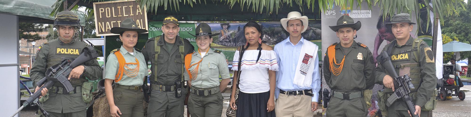 Departamento de polic a putumayo polic a nacional for Oficina de policia