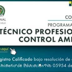 Técnico Profesional en Control Ambiental
