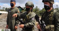 Con la Operación Aurun se inaugura el Grupo Operativo Interinstitucional contra la Minería Ilegal.
