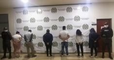 Desarticulado grupo delincuencial La Zaga