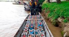 Continuamos con planes y operativos contra el contrabando de hidrocarburos.