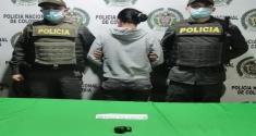 La mujer fue capturada en Barcelona