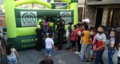 En temporada de vacaciones, realizamos actividades preventivas con los niños, niñas y adolescentes