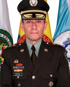 Brigadier General Henry Armando Sanabria Cely