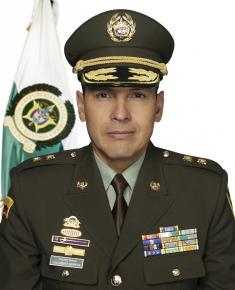 BG. Jesús Alejandro Barrera Peña