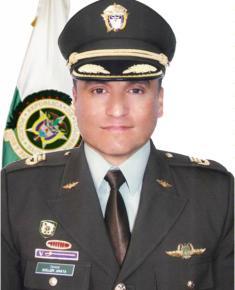 Coronel Guillen Alexander Amaya Olmos