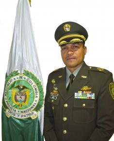 Coronel Samir Giovanny Pava Ávila