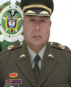 Coronel Luis Hernando Benavides Guancha