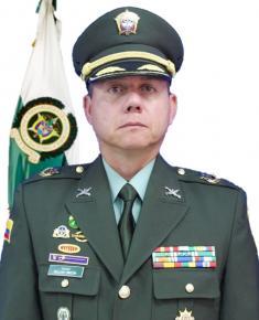 Cr William Oswaldo Rincon Zambrano