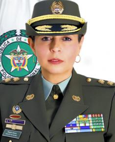 Brigadier General Juliette Kure Parra