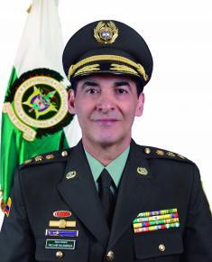 MG. William René Salamanca Ramírez