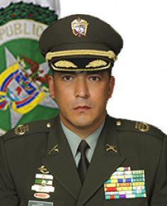 Coronel Mauricio Pedraza Rocha