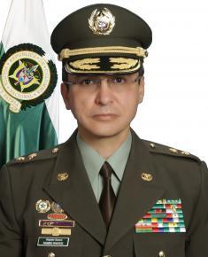 Brigadier General. RAMIRO ALBERTO RIVEROS ARÉVALO