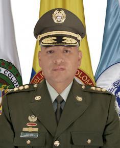 Mayor General Fernando Murillo Orrego